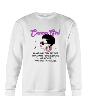 Cancer - Special Edition Crewneck Sweatshirt thumbnail