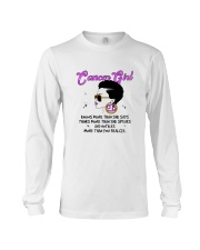 Cancer - Special Edition Long Sleeve Tee thumbnail