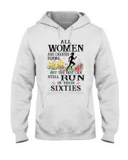 Running Women - Special Edition Hooded Sweatshirt thumbnail