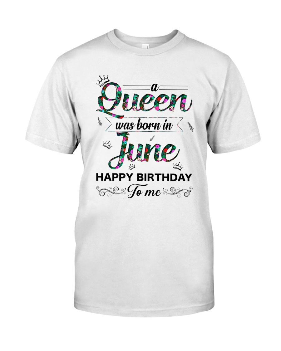 June Queen Classic T-Shirt