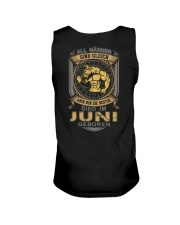 June Men Unisex Tank thumbnail