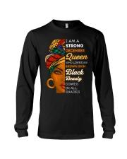 December Queen Long Sleeve Tee thumbnail