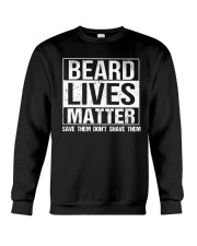 Beard Lives Matter - Special Edition Crewneck Sweatshirt thumbnail