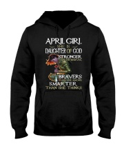 April Girl - Special Edition Classic Hooded Sweatshirt thumbnail