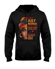 July Girl - Special Edition Classic Hooded Sweatshirt thumbnail