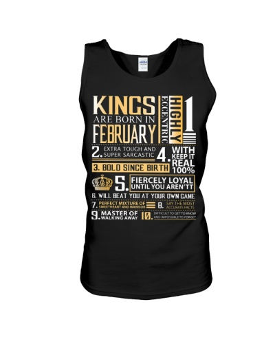 February King