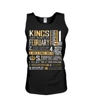 February King Unisex Tank thumbnail
