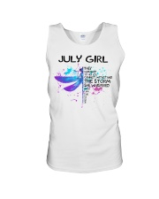 July Girl - Special Edition Unisex Tank thumbnail