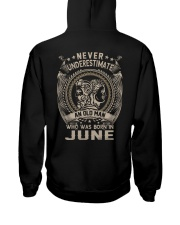 June Men Hooded Sweatshirt thumbnail