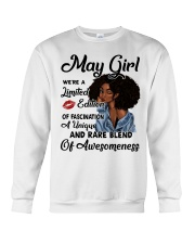 May Girl - Special Edition Crewneck Sweatshirt thumbnail