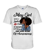 May Girl - Special Edition V-Neck T-Shirt thumbnail