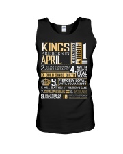April King Unisex Tank thumbnail