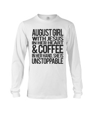 August Girl - Special Edition Classic Long Sleeve Tee thumbnail