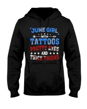 Girl June Hooded Sweatshirt thumbnail