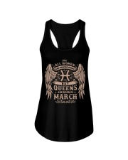 Queen March Ladies Flowy Tank thumbnail