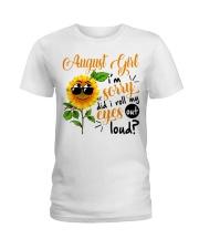 August Ladies T-Shirt thumbnail