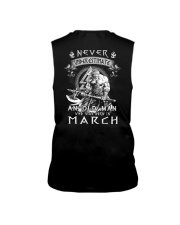 March Men - Special Edition Sleeveless Tee thumbnail