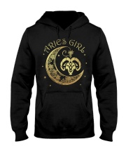 Aries Girl Hooded Sweatshirt tile