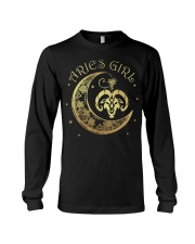 Aries Girl Long Sleeve Tee thumbnail