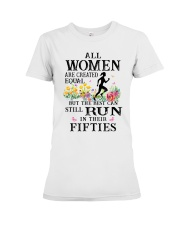 Running Women - Special Edition Premium Fit Ladies Tee thumbnail
