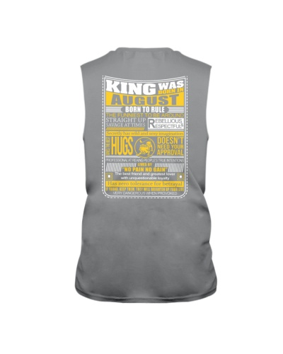 August  King - Limited Edition
