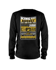 August  King - Limited Edition Long Sleeve Tee thumbnail