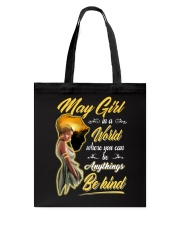 May Girl Tote Bag thumbnail