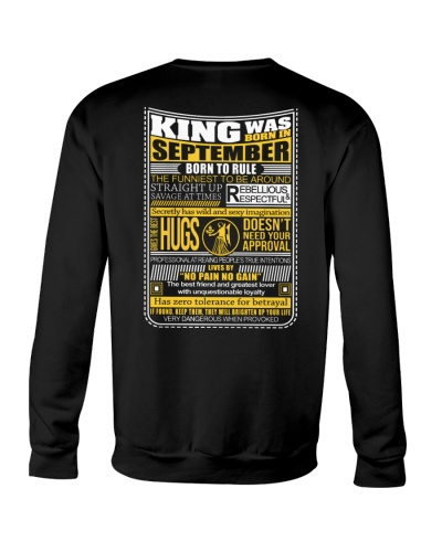 September  King - Limited Edition