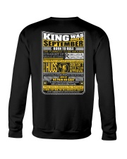September  King - Limited Edition Crewneck Sweatshirt thumbnail