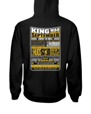 September  King - Limited Edition Hooded Sweatshirt thumbnail