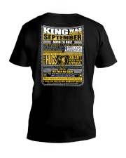 September  King - Limited Edition V-Neck T-Shirt thumbnail
