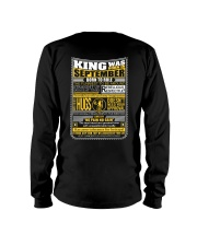 September  King - Limited Edition Long Sleeve Tee thumbnail