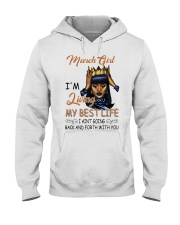 March Girl Hooded Sweatshirt thumbnail
