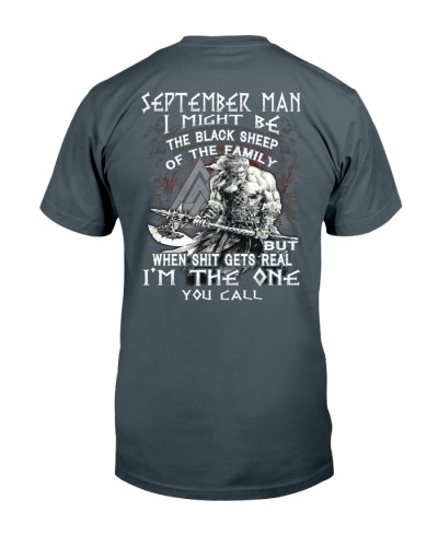 September Man - Special Edition