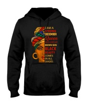 December Queen Hooded Sweatshirt thumbnail