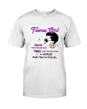 Taurus - Special Edition Classic T-Shirt front