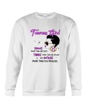 Taurus - Special Edition Crewneck Sweatshirt thumbnail