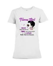 Taurus - Special Edition Premium Fit Ladies Tee thumbnail