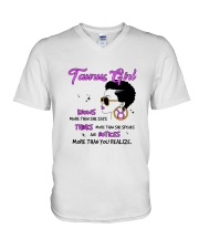 Taurus - Special Edition V-Neck T-Shirt thumbnail