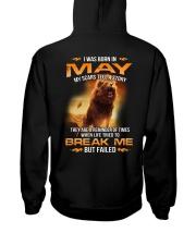 Men May Hooded Sweatshirt thumbnail
