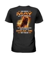 Men May Ladies T-Shirt thumbnail