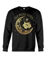 Gemini Girl Crewneck Sweatshirt thumbnail