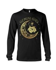 Gemini Girl Long Sleeve Tee thumbnail