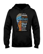 June Queen Hooded Sweatshirt thumbnail