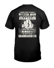 Grandpa Special Edition Classic T-Shirt back