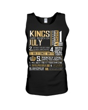 July King Unisex Tank thumbnail