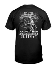 June Men - Special Edition Classic T-Shirt back