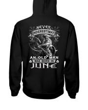 June Men - Special Edition Hooded Sweatshirt thumbnail