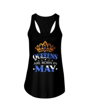 Queen May Ladies Flowy Tank thumbnail