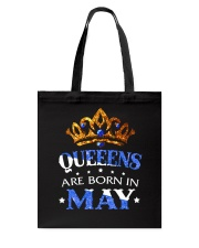 Queen May Tote Bag tile
